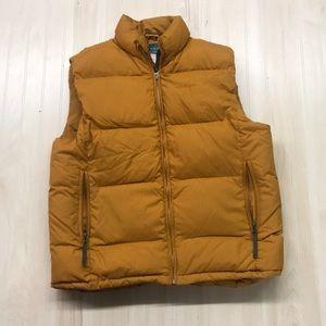 Quest men's puffer vest. Size M. Like new!